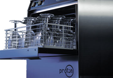 Proton Commercial Glasswasher