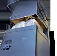 Pass-Through Dishwasher W1400A