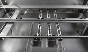 Rack Conveyor Dishwasher Tank Internal