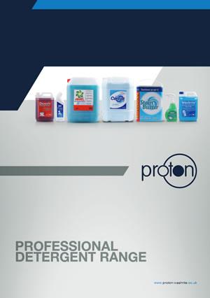 Proton Professional Detergents Range